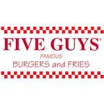 Five Guys testimonial for Martin Recruiting Partners